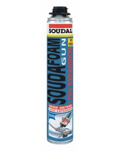 Soudal Soudafoam Low Expansion Gun schroefsysteem 750ml