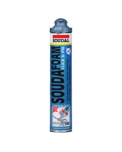 Soudal Soudafoam Click & Fix 750ml