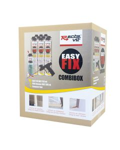 Rectavit Easy Fix NBS Combibox set