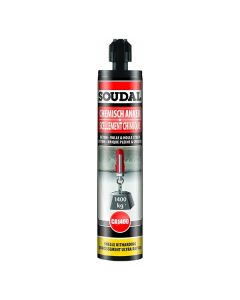 Soudal Chemisch anker CA1400 165ml