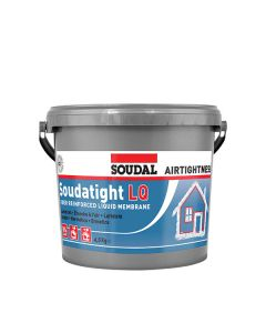 Soudal Soudatight LQ Black Luchtdichtingsmembraan 4,5kg